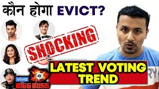 Shocking Latest Voting Trend | Rashmi, Mahira, Asim, Paras, Abu, Siddharth Dey | Bigg Boss 13 Update