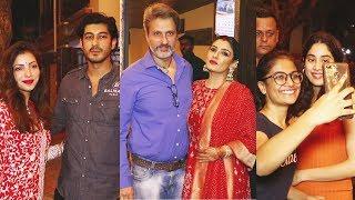 Raveena Tandon, Janhvi Kapoor And Others Celebrate Karva Chauth At Sonam Kapoor's House