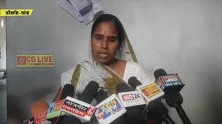 जैजैपुरः कब्र खोदकर निकाला शव..cglivenews