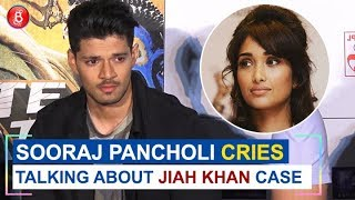Sooraj Pancholi Cries While Talking About Jiah Khan Death Case | Satellite Shankar