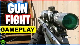 Call of Duty Modern Warfare: Gunfight Gameplay (No Commentary)