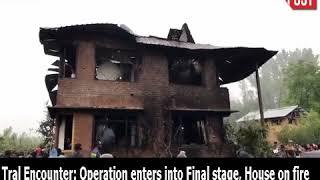 Burhan Wani's successor Zakir Musa killed in encounter, curfew in parts of #Kashmir