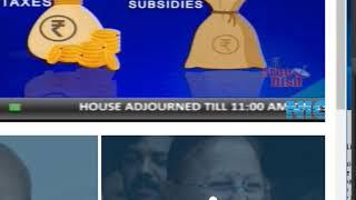 Live :  Lok Sabha