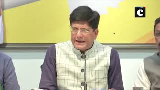 Strict actions against those making e  commerce a means for multi brand retail Piyush Goya