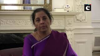 'Differences are being sorted out', says FM Sitharaman on Indo-US trade deal