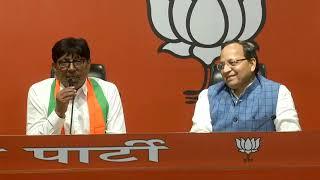 Shri Kartar Singh Bhadana joins BJP in presence of Shri Arun Singh