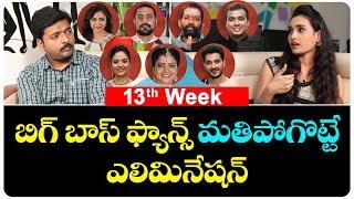Bigg Boss Telugu 3 Analysis | Ragavendra | Pramukha | Vithika Elimination | Top Telugu TV