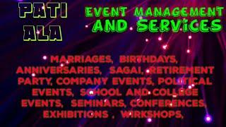 PATIALA    Event Management   Catering Services   Stage Decoration Ideas   Wedding arrangements  
