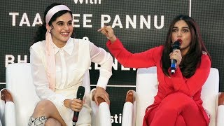 Bhumi & Taapsee Join Celebration Of Palladium As It Completes Decade This Year