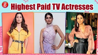 Hina Khan, Divyanka Tripathi, Jennifer Winget, Nia Sharma - Here Are The Topmost Paid TV Actresses