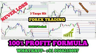 NEVER LOSS IN FOREX TRADING || BEST SOFTWARE FOR GOOD PROFIT