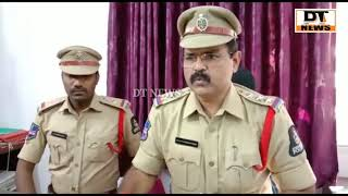 3 Rowdy Sheeters Arrested By Golconda Police | DT News