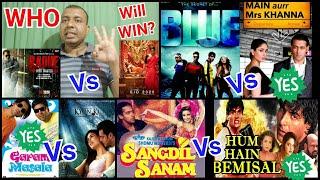 TOP 3 Movies Clash Results Between Akshay Kumar Vs Salman Khan, Radhe Vs Laxmmi Movie Next