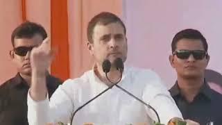 कांग्रेस को वोट देकर हरियाणा के पास अपना भविष्य बदलने का अवसर है: राहुल गांधी