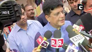 Confident that BJP-Shiv Sena alliance will win: Piyush Goyal
