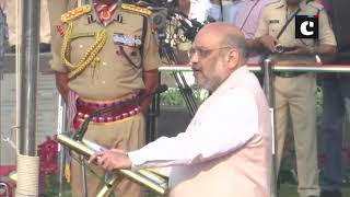 HM Shah attends Police Commemoration Day Parade in Delhi