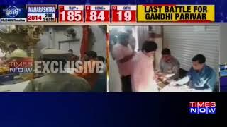 Maharashtra assembly polls: Aditya Thackeray offers prayers at Siddhivinayak Temple ahead of voting