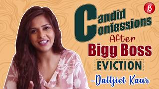 Dalljiet Kaur's Candid Confessions After Bigg Boss 13 Eviction