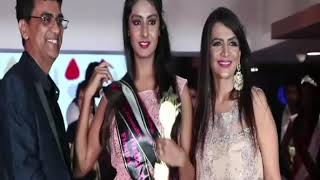 Gorgeous, Stunning, Ambitious Princess Aarti Saxena Wins Apsara Miss India Tittle 2019