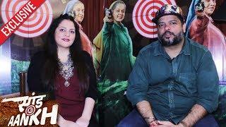 Saand Ki Aankh   Director Tushar Hiranandani And Producer Nidhi Parmar Exclusive Interview