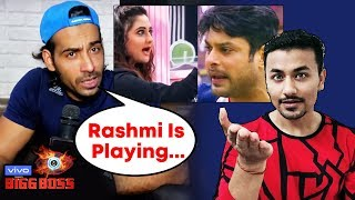 Rashmi Desai Rumoured BF Arhaan Reaction On Rashmi-Siddharth FIGHT | Bigg Boss 13