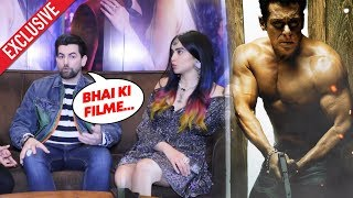 Neil Nitin Mukesh Talks On Salman Khan's MASSIVE Stardom | Radhe Your Most Wanted Bhai