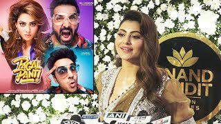 Urvashi Rautela Talks About Her Upcoming Movie PAGALPANTI | John Abraham