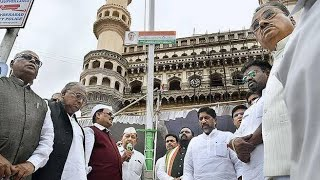 Rajiv Gandhi Sadbhavna Yatra | Charminar Congress | Its Started By Rajiv Gandhi in 2000 |