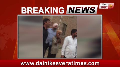 Breaking: Dakha के गांव jangpur में हुई Firing की वीडियो आई सामने