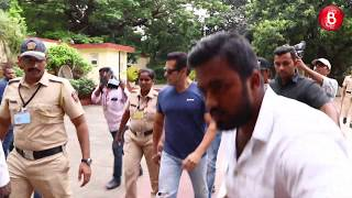 Salman Khan, Aishwarya Rai-Abhishek Bachchan, Vivek Oberoi Head Out To Cast Their Votes