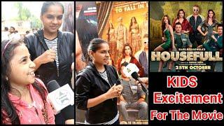 Housefull 4 Movie Public Excitement In Kids
