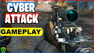 Call of Duty Modern Warfare: Cyber Attack - Chopper Gunner Gameplay (No Commentary)