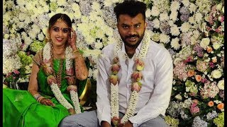 Chandan Shetty and Nivedita Gowda Engagement Video