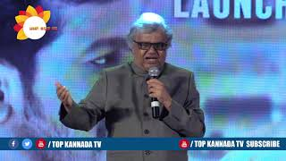 Dwarakish About Aayushman Bhava || TOP Kannada TV