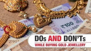 Buying gold jewellery this festive season? Heres all you need to know