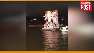Bhopal: SDERF personnel carry out rescue operation at Khatlapura Ghat