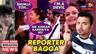 Breaking News Task | Rashmi Targets Shukla, Sana CRIES On Paras Comment | Bigg Boss 13 Update