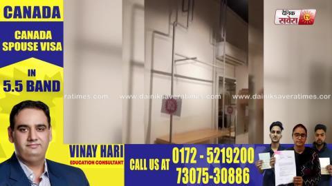 ਵੱਡੀ ਖ਼ਬਰ : Garry Sandhu ਦੀ Shop ਤੇ ਹੋਈ ਚੋਰੀ, ਸਾਮ੍ਹਣੇ ਆਈ CCTV Footage | Dainik Savera