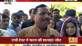 #NARNAUND : कैप्टन अभिमन्यु ने परिवार के साथ डाला वोट