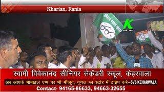 रानियां के इस गांव में हुई बंपर वोटिंग l ग्रामीणों ने कायम की अनूठी मिसाल l k haryana l