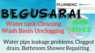BEGUSARAI    Plumbing Services ~Plumber at your home~   Bathroom Shower Repairing ~near me ~in Build
