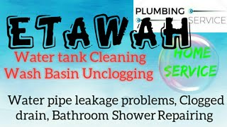 ETAWAH    Plumbing Services ~Plumber at your home~   Bathroom Shower Repairing ~near me ~in Building
