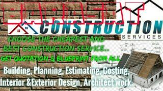 BARASAT    Construction Services ~Building , Planning, Interior and Exterior Design ~Architect 128