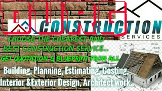 DURG    Construction Services ~Building , Planning,  Interior and Exterior Design ~Architect  1280x7
