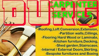 DURG    Carpenter Services ~ Carpenter at your home ~ Furniture Work ~near me ~work ~Carpentery 12
