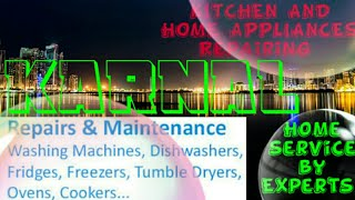 KARNAL    KITCHEN AND HOME APPLIANCES REPAIRING SERVICES ~Service at your home ~Centers near me 1280