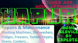 HAPUR   KITCHEN AND HOME APPLIANCES REPAIRING SERVICES ~Service at your home ~Centers near me 1280x7