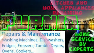 PURNIA    KITCHEN AND HOME APPLIANCES REPAIRING SERVICES ~Service at your home ~Centers near me 1280