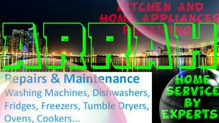 ARRAH    KITCHEN AND HOME APPLIANCES REPAIRING SERVICES ~Service at your home ~Centers near me 1280x