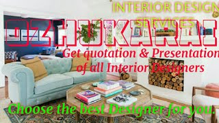OZHUKARAI    INTERIOR DESIGN SERVICES ~ QUOTATION AND PRESENTATION~ Ideas ~ Living Room ~ Tips ~Bedr